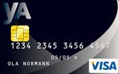 yA kredittkort